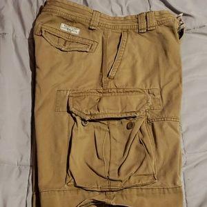 Polo cargo shorts